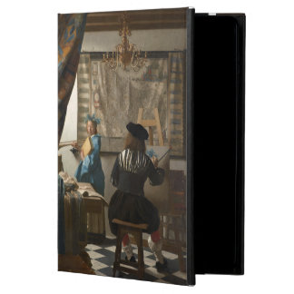 The Art of Painting by Johannes Vermeer iPad Air Cover