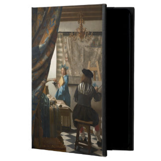 The Art of Painting by Johannes Vermeer Powis iPad Air 2 Case