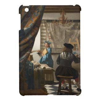 The Art of Painting by Johannes Vermeer iPad Mini Case