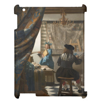 The Art of Painting by Johannes Vermeer Case For The iPad 2 3 4