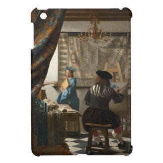 The Art of Painting by Johannes Vermeer iPad Mini Cases