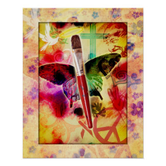 The Art of Peace Print