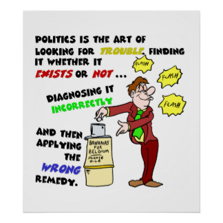 The Art of Politics (1) Poster