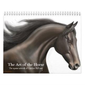 The Art of the Horse Calendar