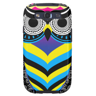 The Art of the Owl Galaxy S3 Covers
