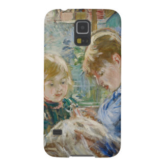The Artist's Daughter, Julie, with her Nanny Galaxy S5 Cover