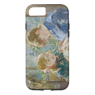 The Artist's Daughter, Julie, with her Nanny iPhone 8/7 Case