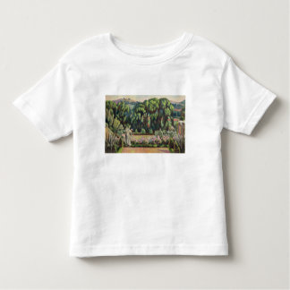 The Artist's Garden at Durbins, c.1915 (oil on can T Shirts