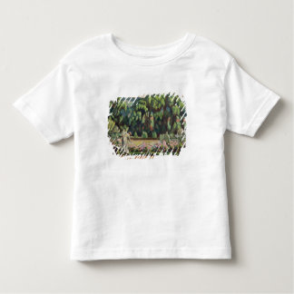 The Artist's Garden at Durbins, c.1915 (oil on can T-shirts
