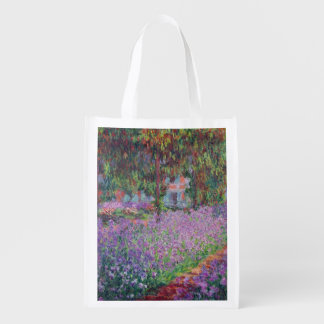 The Artist's Garden at Giverny, 1900 Market Tote