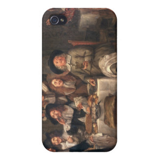 The Artists' Meal iPhone 4/4S Cases