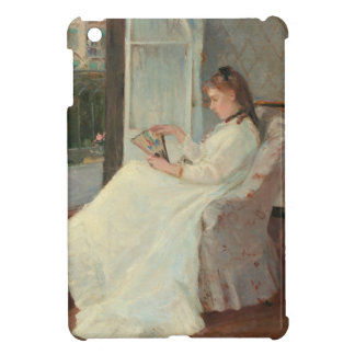 The Artist's Sister at a Window, 1869 iPad Mini Covers