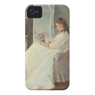 The Artist's Sister at a Window, 1869 iPhone 4 Case