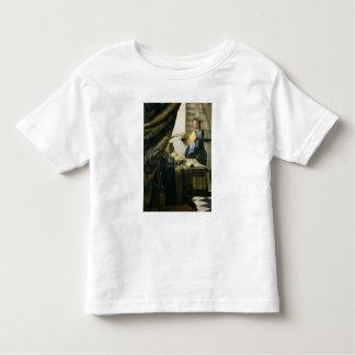 The Artist's Studio, c.1665-6 Toddler T-Shirt