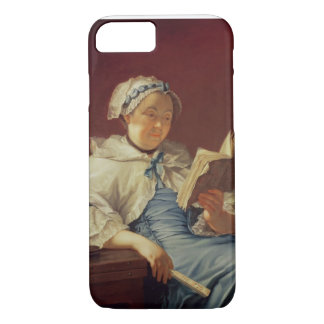 The artist's wife, 1758 (oil on canvas) iPhone 8/7 case