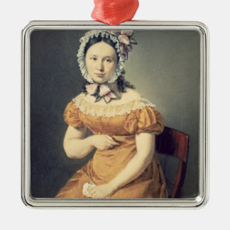 The artist's wife Catharine, 1825 Christmas Ornament