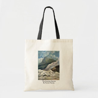 The Arveiron Source By Towne Francis Tote Bags