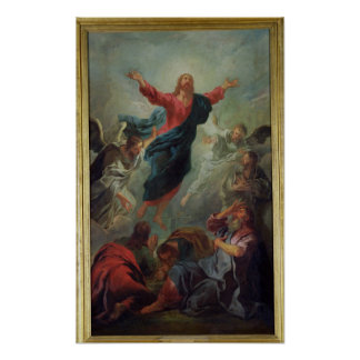 The Ascension, 1721 Poster