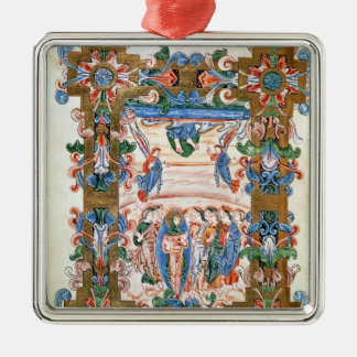 The Ascension of Christ Christmas Ornament
