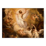 The Ascension of Jesus Greeting Card