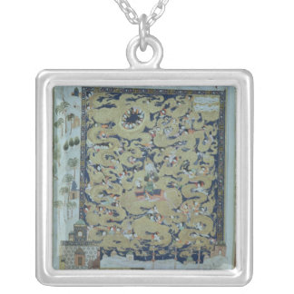 The Ascension of Mohammed Necklace