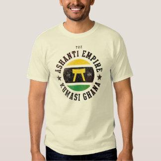 The Ashanti Empire T Shirts