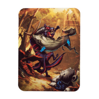 The Assassin's Pact Rectangular Photo Magnet