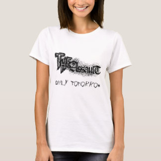 The Assault, Only Tomorrow T-Shirt