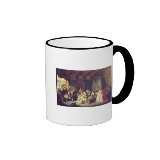 The Assembly under Peter the Great Coffee Mugs