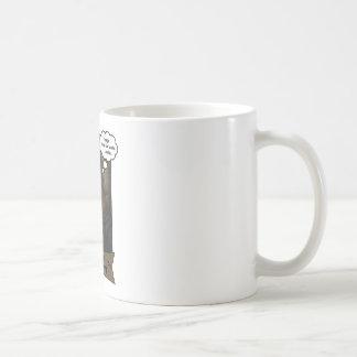 The Assumption of Mary Basic White Mug
