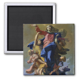 The Assumption of the Virgin, 1649-50 Magnet