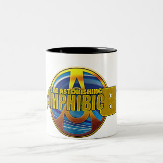 The Astonishing Amphibic 8 Two-Tone Coffee Mug