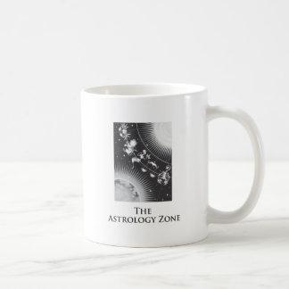 The Astrology Zone Basic White Mug