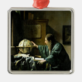 The Astronomer, 1668 Christmas Ornament