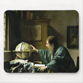 The Astronomer, 1668 Mouse Pad
