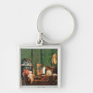 The astronomical instruments key chain