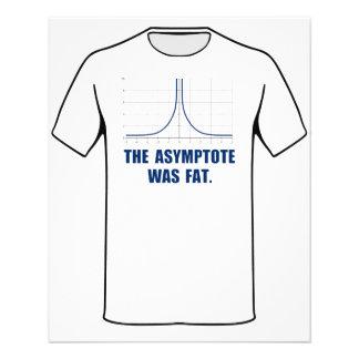 The Asymptote was Fat Flyer Design