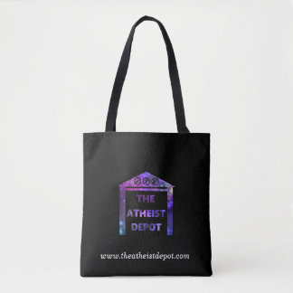 The Atheist Depot Tote Bag