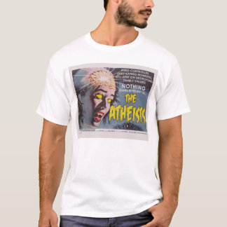 The Atheists Spoof Movie Poster Men's Shirt