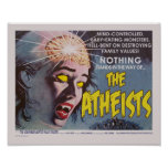 The Atheists Spoof Movie Poster (Portfolio)