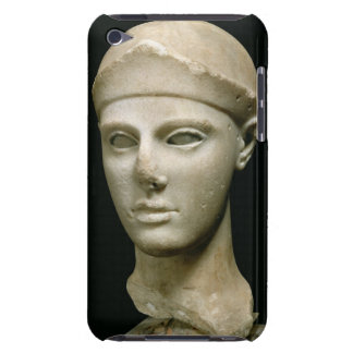 The Athena of Aegina, wearing a helmet, head of a iPod Case-Mate Cases