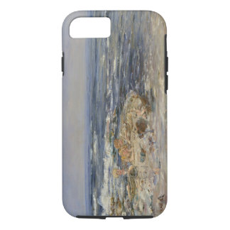 The Atlantic Surf, 1899 (oil on canvas) iPhone 8/7 Case