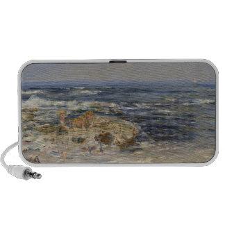 The Atlantic Surf, 1899 (oil on canvas) iPhone Speaker