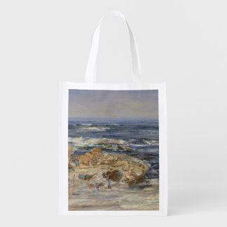 The Atlantic Surf, 1899 (oil on canvas) Market Tote
