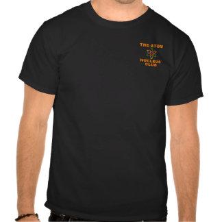 The  Atom Nucleus Club! Tee Shirts