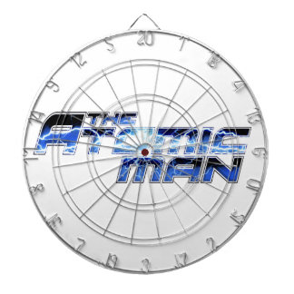 The Atomic Man Dartboard