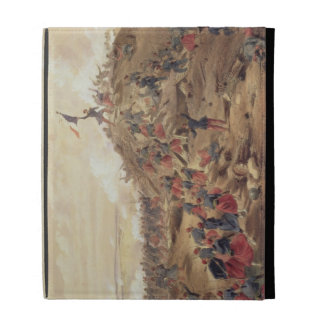 The Attack on the Malakoff, plate from 'The Seat o iPad Folio Cases