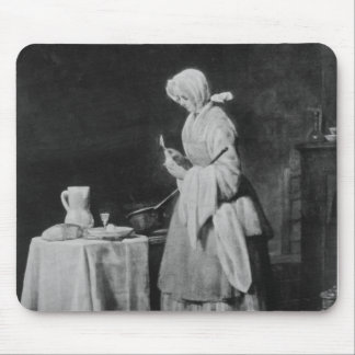 The Attentive Nurse, c.1738 Mouse Pad