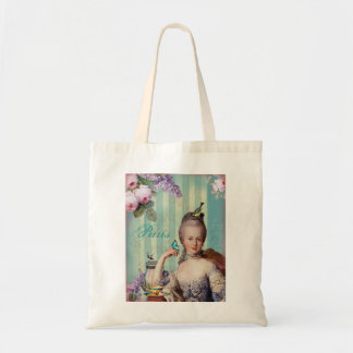 Thé au Petit Trianon Budget Tote Bag