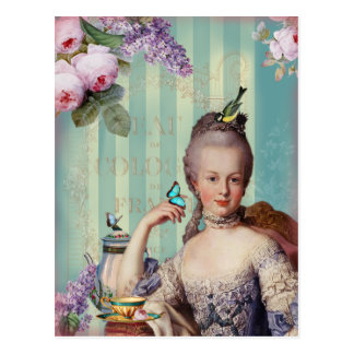 Thé au Petit Trianon Postcards